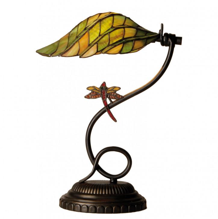 Tischlampe Tiffany-Stil ca. 45 x Ø 34 cm