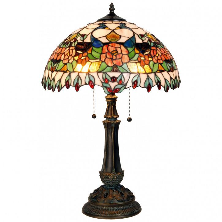 Tischlampe Tiffany Ø 41x67 cm E27/max 1x60W