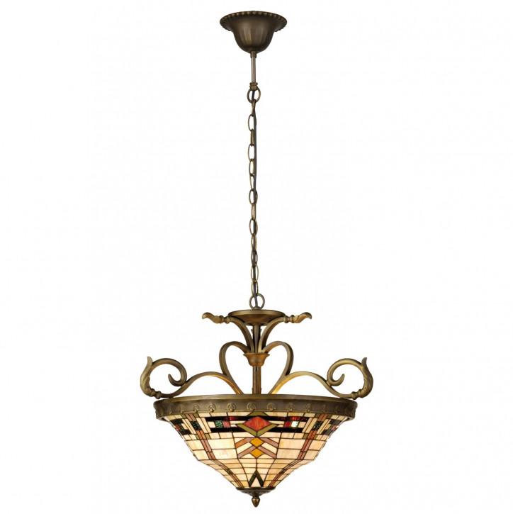 "Hängelampe im Tiffany-Stil 56x170cm ""Bright"""