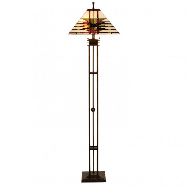 Tiffany Stehlampe Indianisch