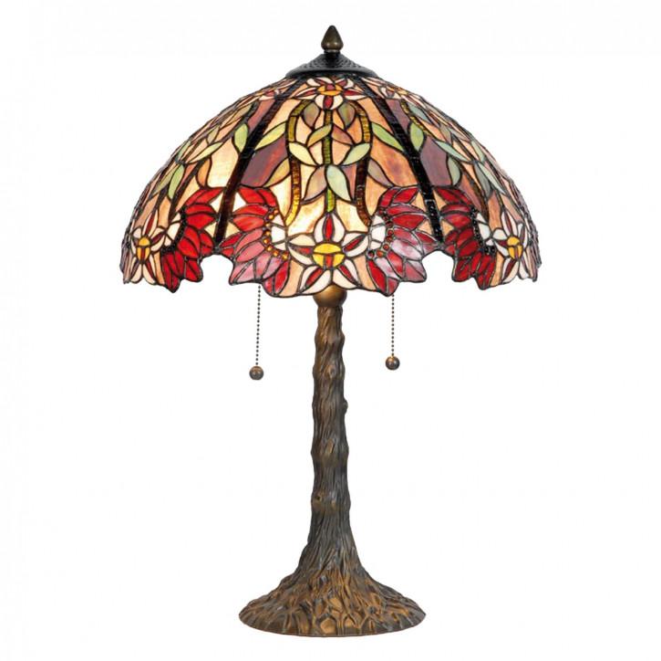 Tischlampe im Tiffany Stil 40x56cm