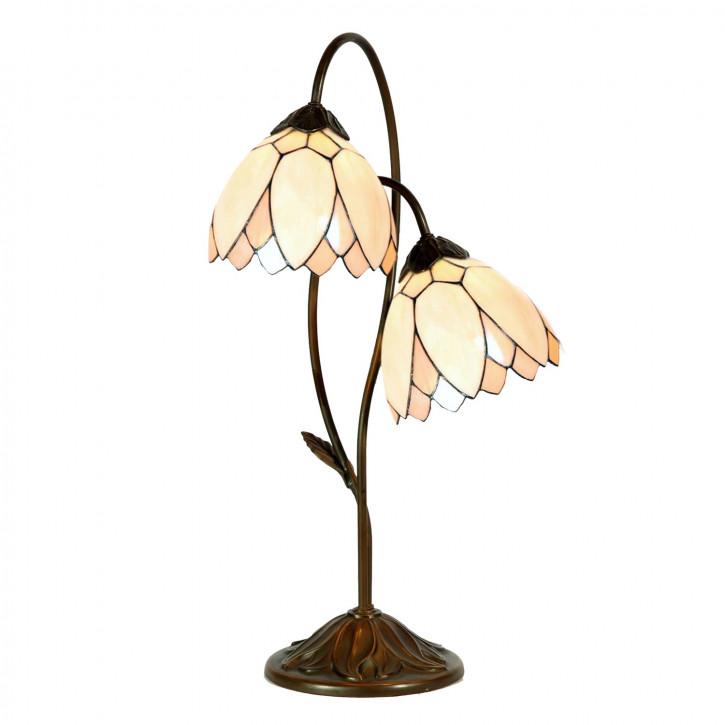 Tischlampe Tiffany Ø 33x61 cm E14/max 2x25W