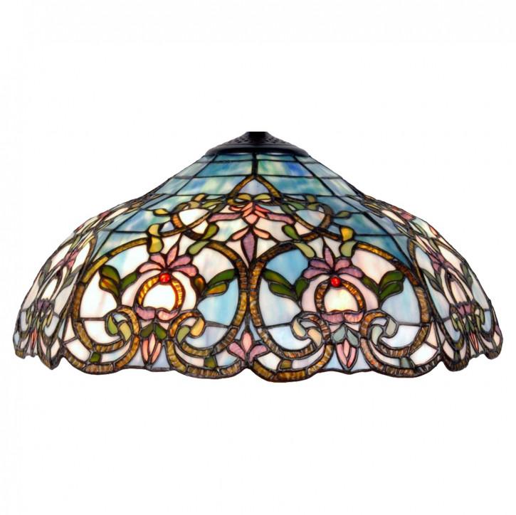 Lampenschirm Tiffany-Stil ca. Ø 46cm