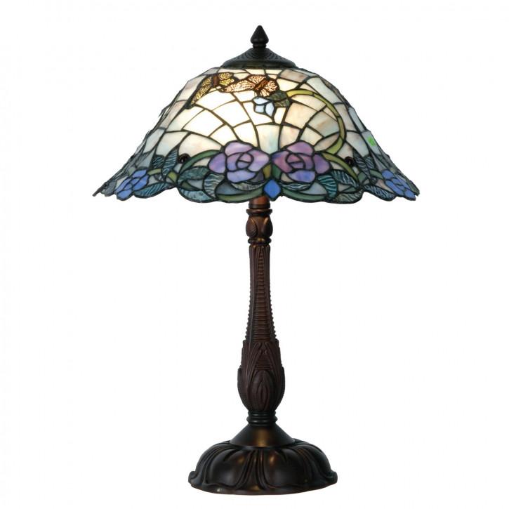 Tischlampe Tiffany-Stil ca. Ø 40 cm