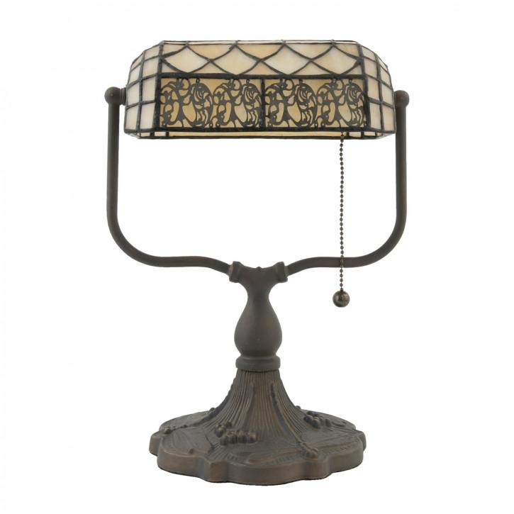 Tiffany Bankerlampe