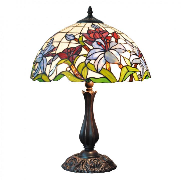 Tischlampe im Tiffany Stil 40x53cm