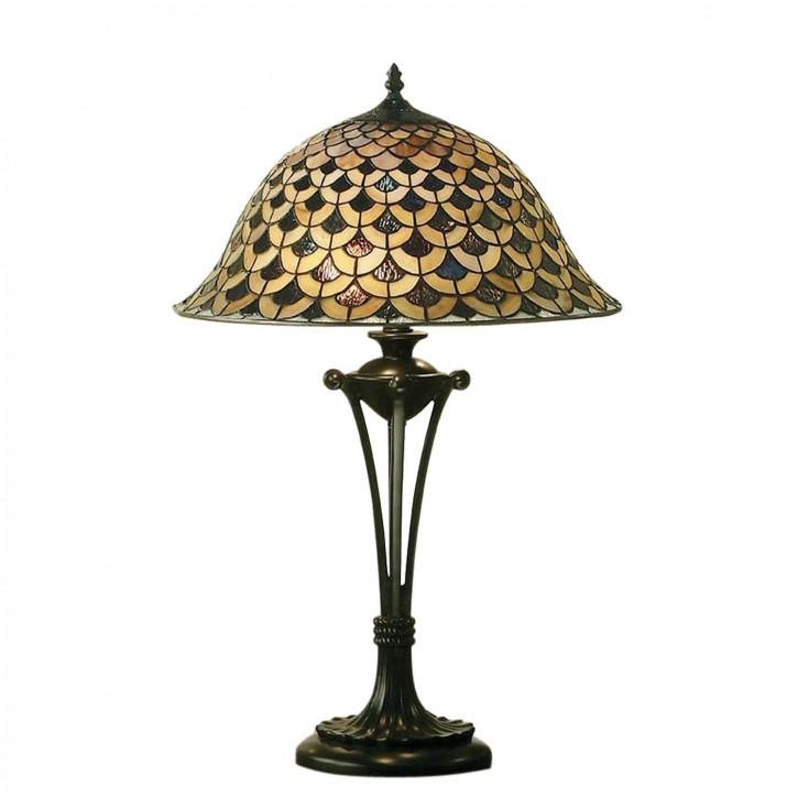 Tischlampe im Tiffany Stil 40x65cm