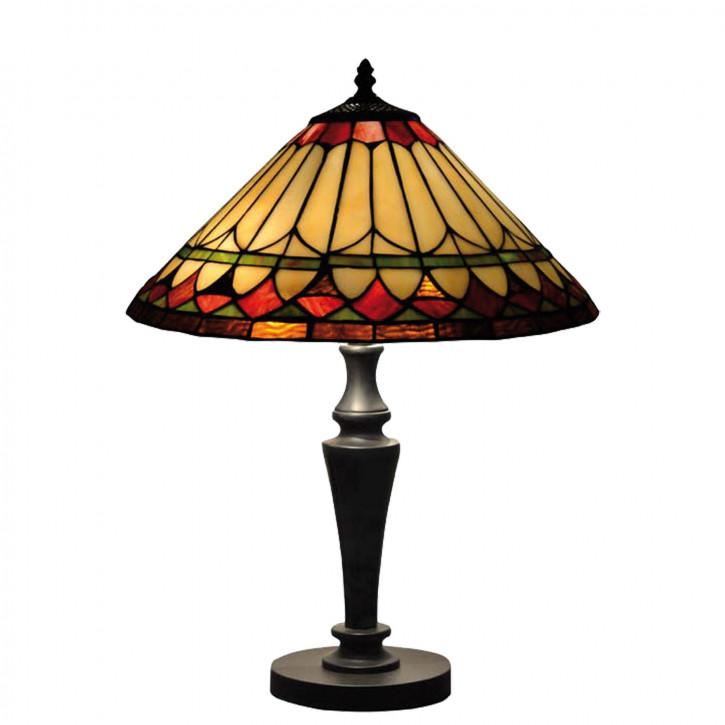 Tischlampe im Tiffany Stil 40x58cm