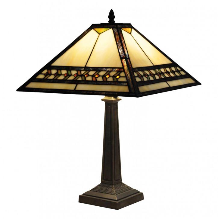 Tischlampe im Tiffany Stil 35 x 50 x 54 cm