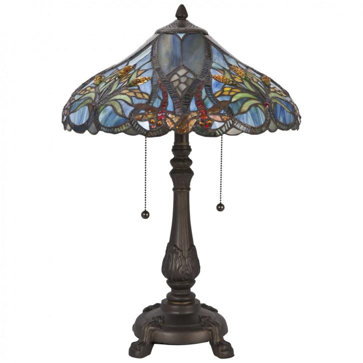Tischlampe Tiffany Ø 40 cm