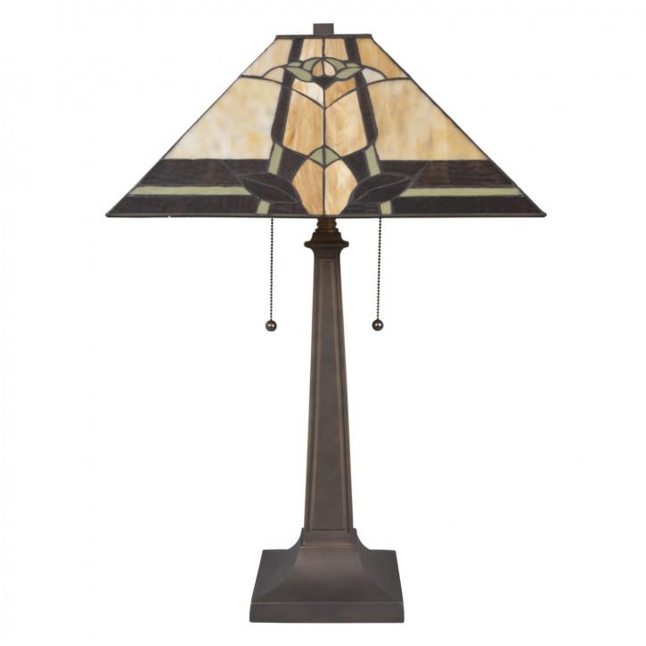 Tischlampe Tiffany 46x46x75cm