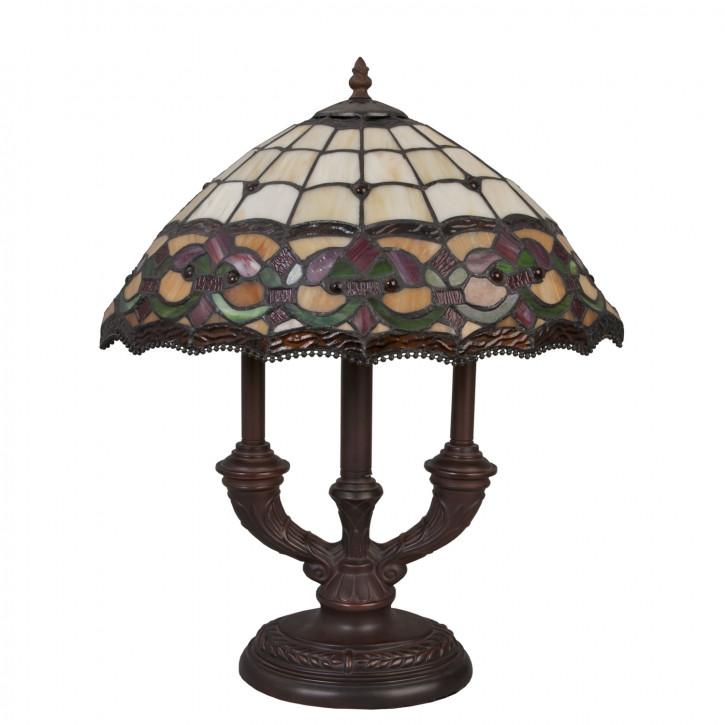 Tischlampe Tiffany 24x52cm