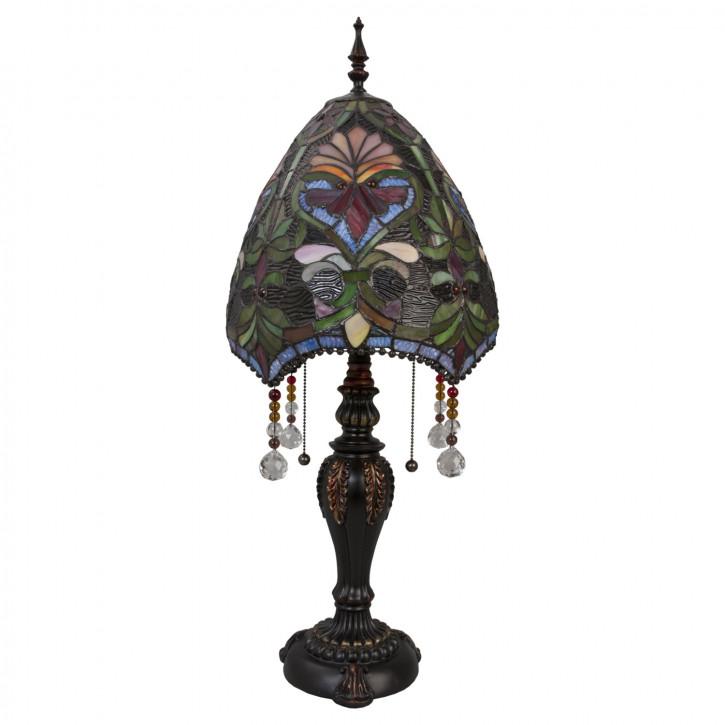 Tischlampe Tiffany 79xØ32cm