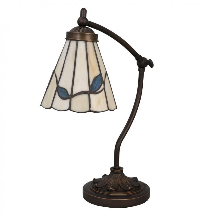 Tischlampe Tiffany 28x42xØ16cm