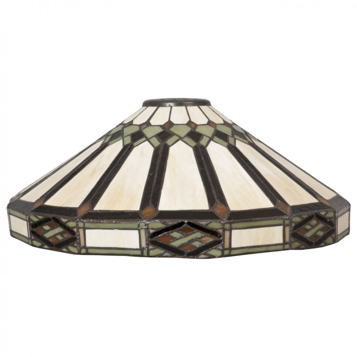Lampenschirm Tiffany-Stil ca. Ø 52cm
