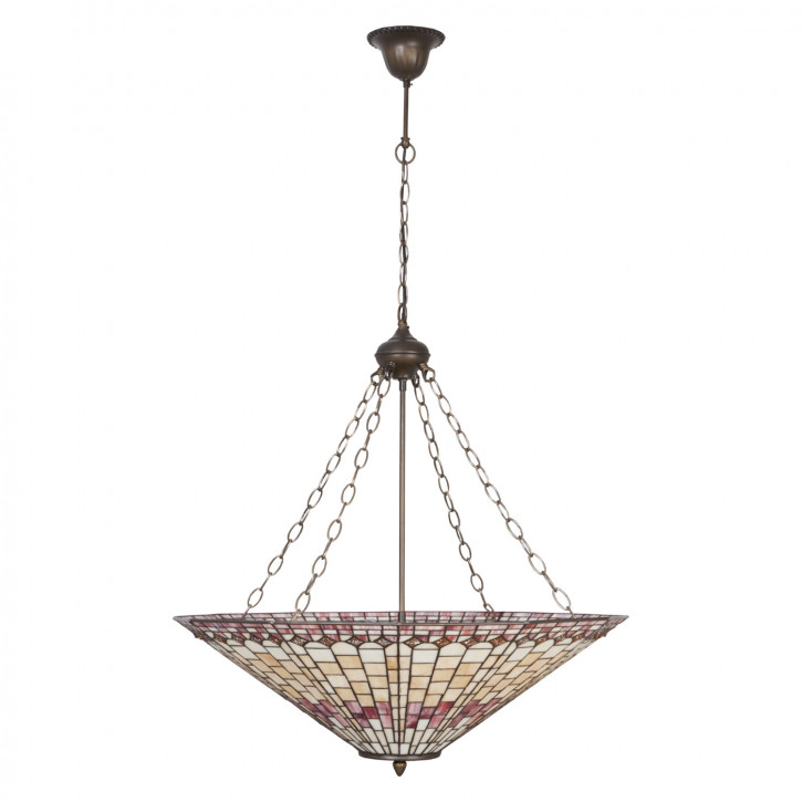 Deckenlampe Tiffany 115 x 71 cm