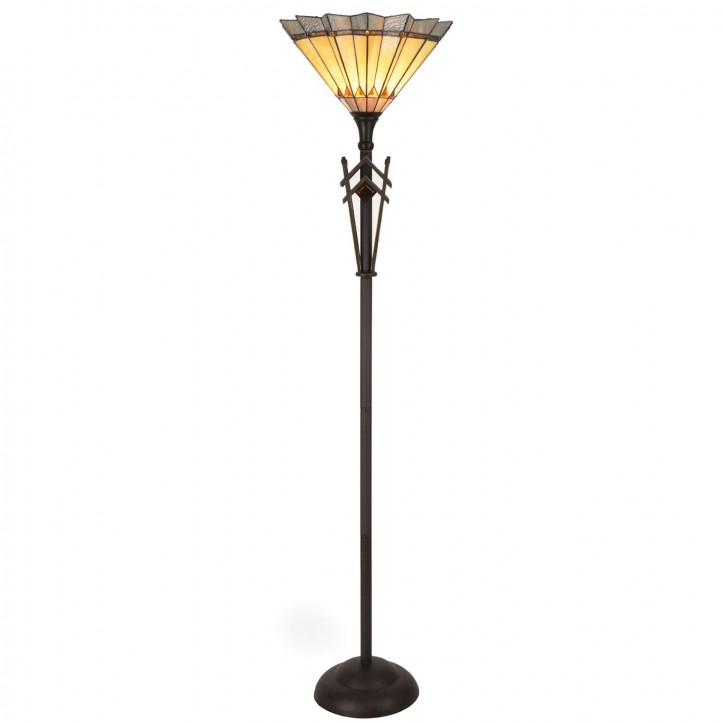 Stehlampe Tiffany Ø 45x182 cm E27/max 1x60W