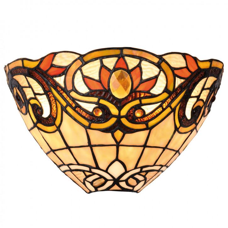 Wandlampe Tiffany 30x15x20 cm E14/max 1x40W