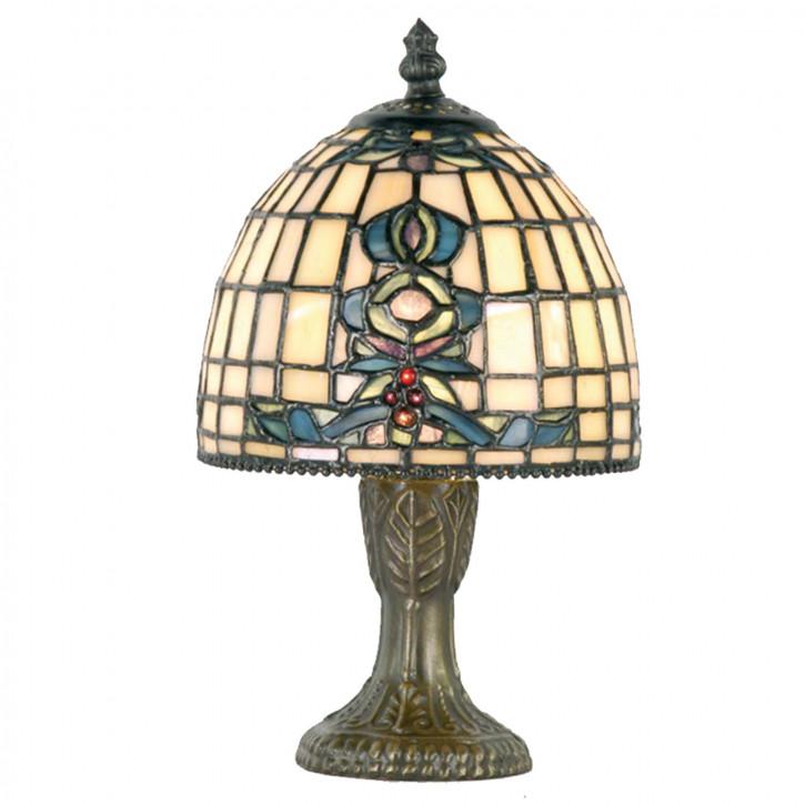 Tischlampe im Tiffany Stil 15x23cm