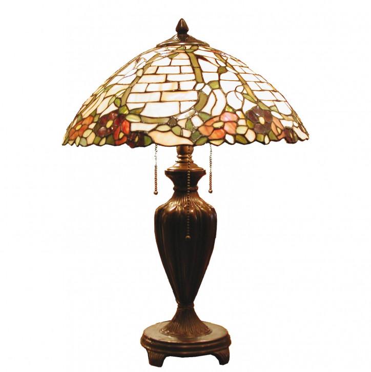 Tischlampe im Tiffany Stil 31x46cm