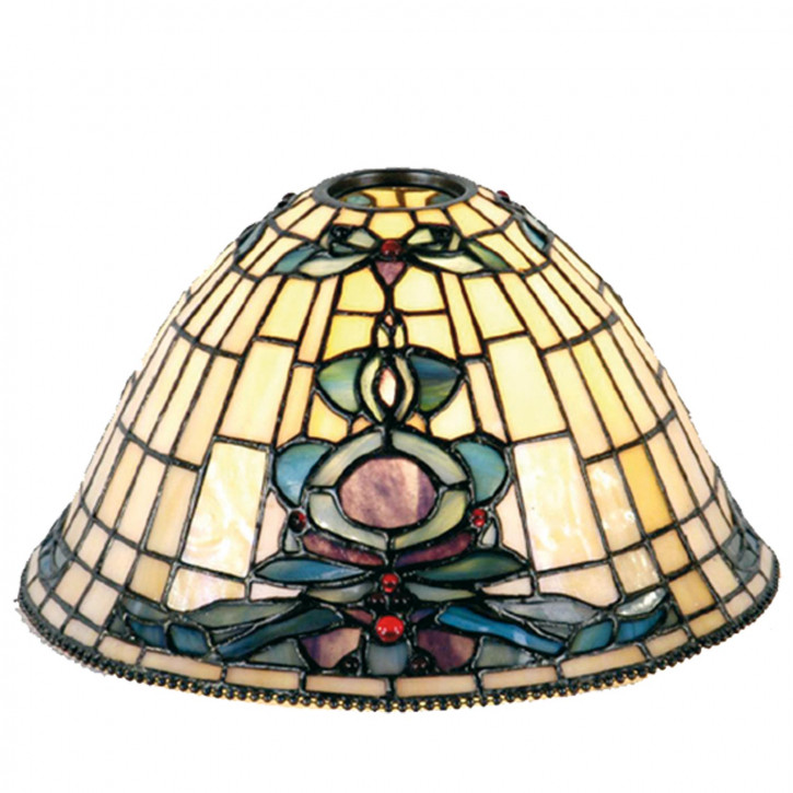 Lampenschirm Tiffany ca. Ø 27,5 cm KH 6cm