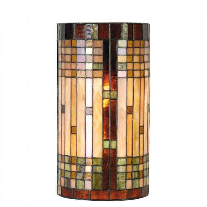 Wandlampe Tiffany 20x11x36 cm E14/max 2x40W