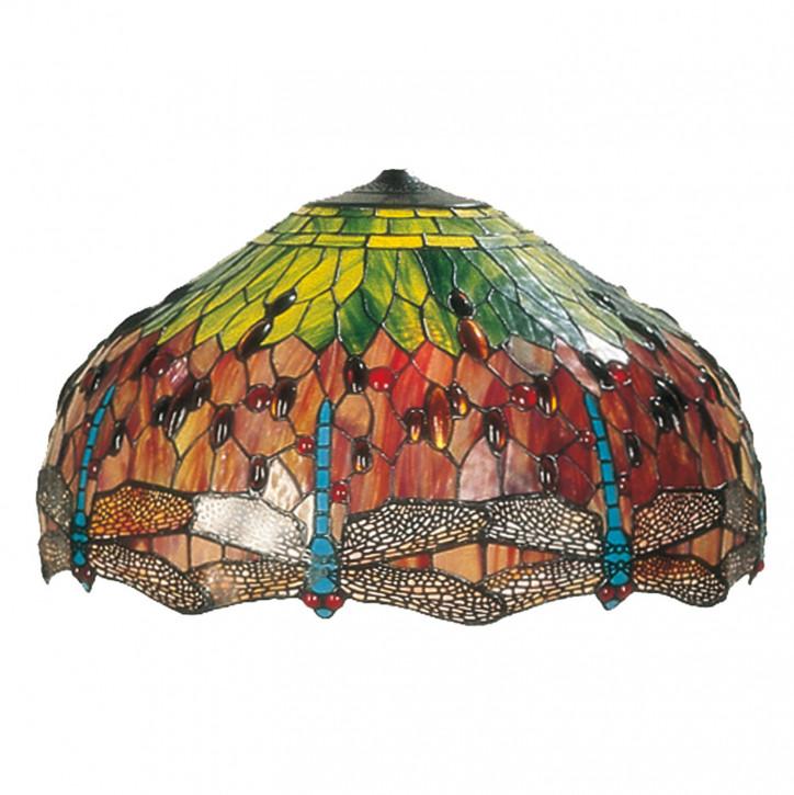Lampenschirm Tiffany-Stil ca. Ø 51 cm