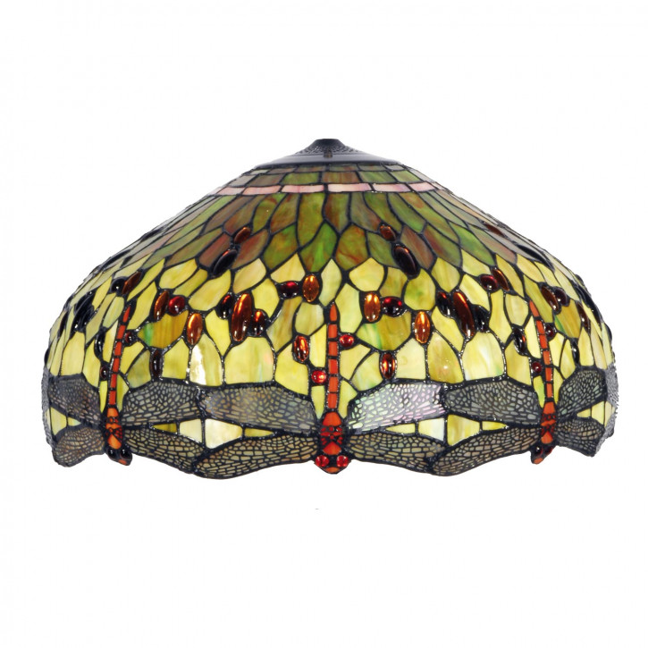 Lampenschirm Tiffany-Stil ca. Ø 51cm