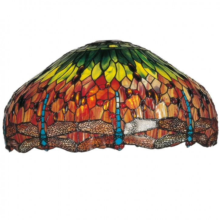 """Tiffany Lampenschirm """"Libellen"""" ca. 25 x Ø 40 cm"""