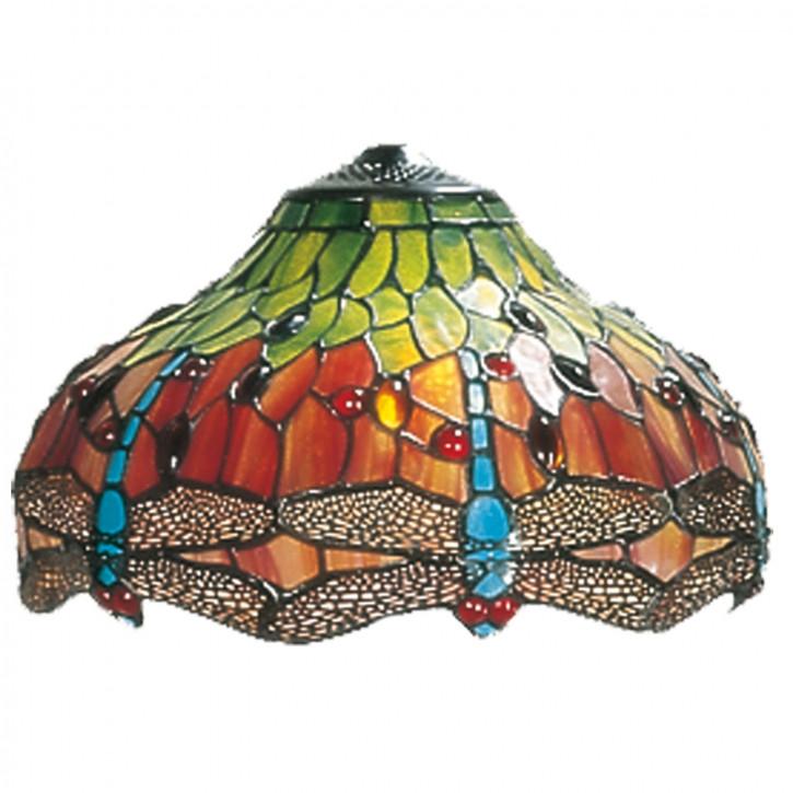 Lampenschirm Tiffany-Stil ca. Ø 30cm Fantasia