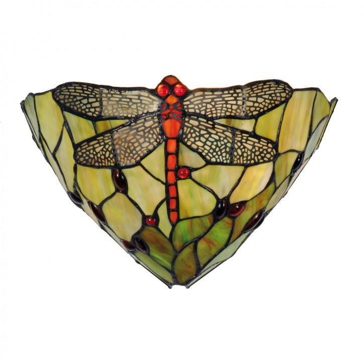 Lampe im Tiffany-Stil 30x19cm