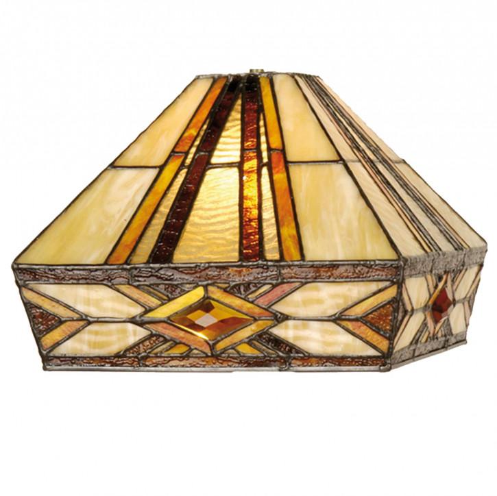 Lampenschirm Tiffany-Stil ca. Ø 23cm