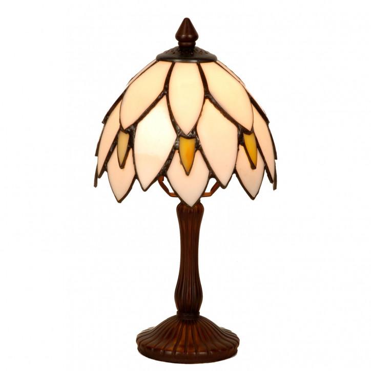 Tischlampe im Tiffany Stil 18x34cm