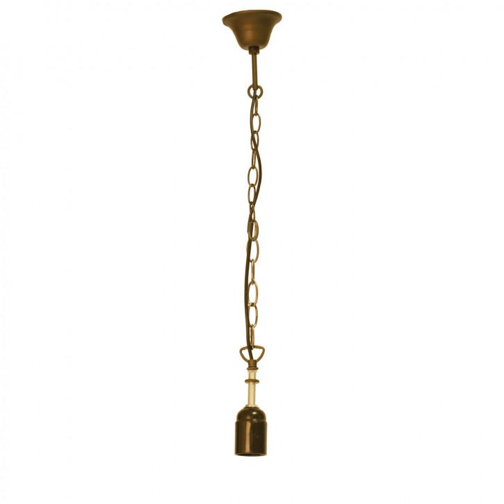 Tiffany Aufhängung 130cm  1 x E27  mit 60 Watt
