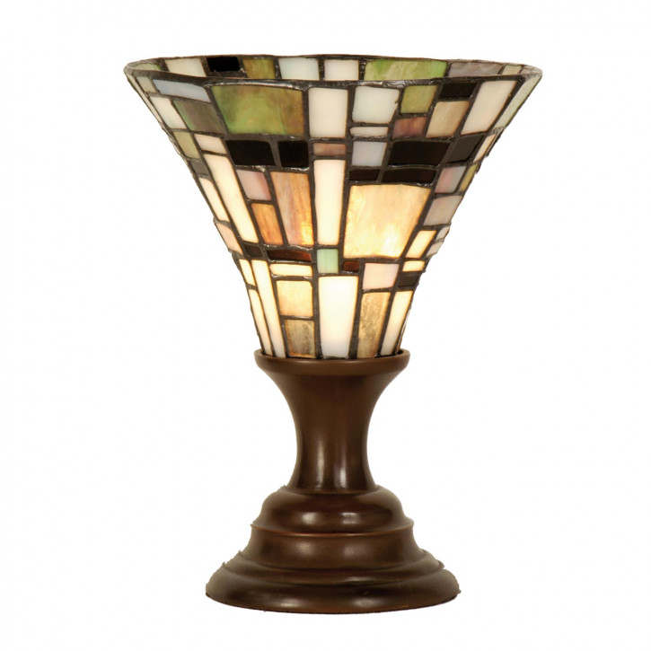 Tischlampe im Tiffany Stil 18x22cm