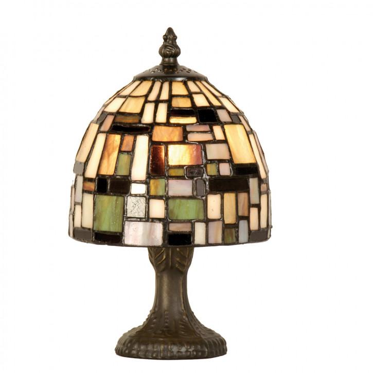 Tischlampe im Tiffany Stil 15x20cm