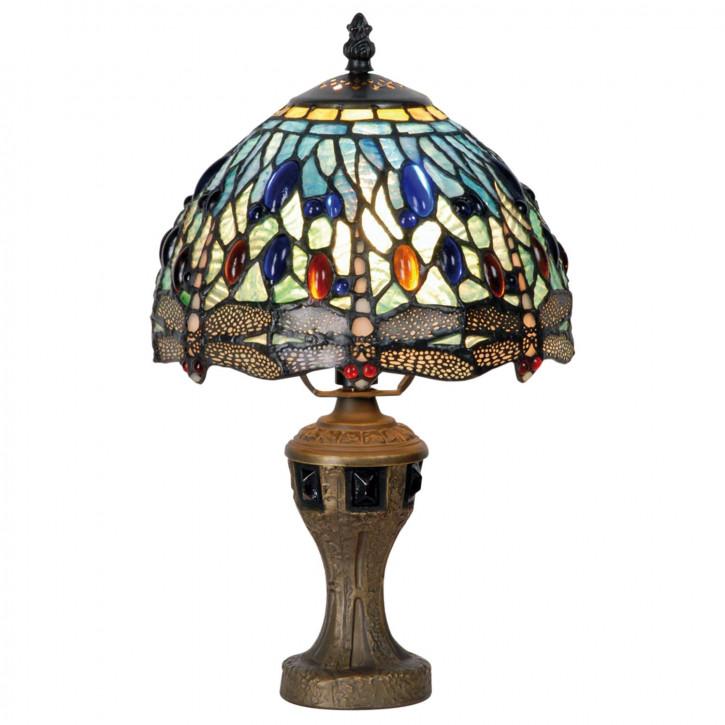 Tischlampe im Tiffany Stil 20x33cm