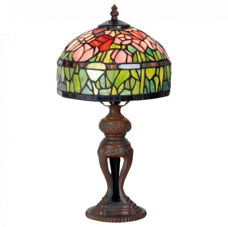 Tischlampe im Tiffany Stil 38 x Ø37 cm