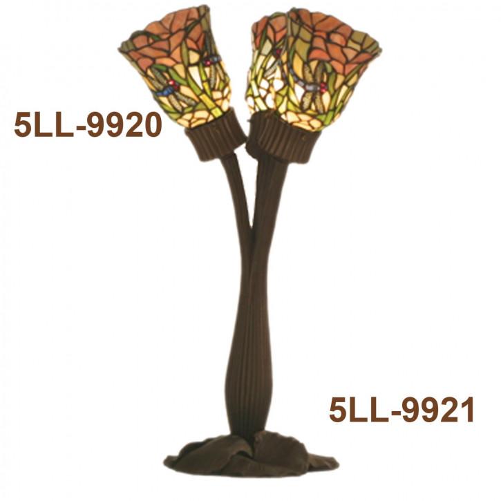 Lampenschirm Tiffany-Stil ca. Ø 12cm (einzeln)