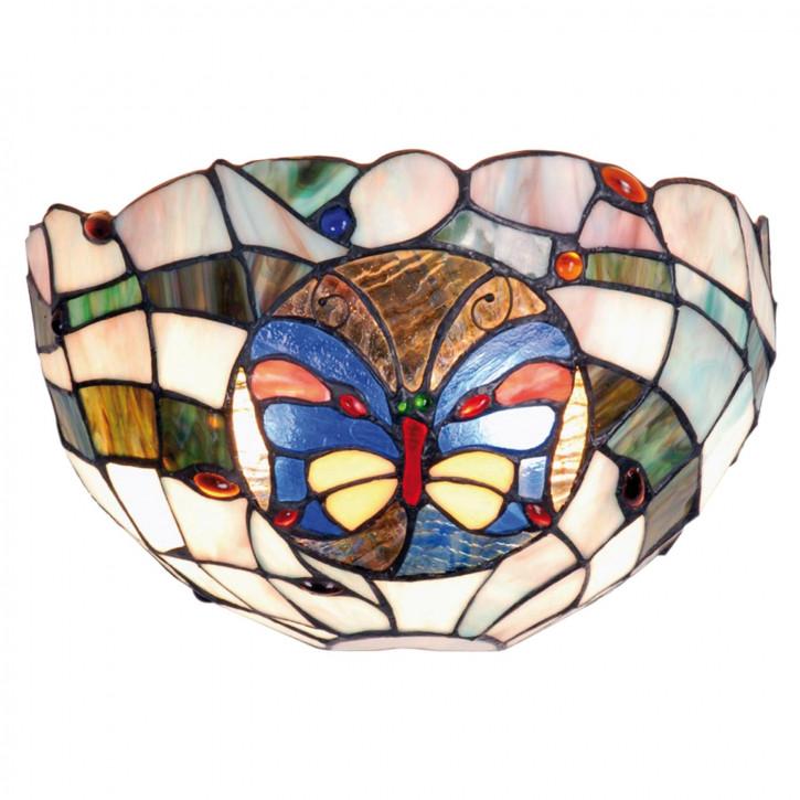 Wandlampe im Tiffany-Stil ca.30cm