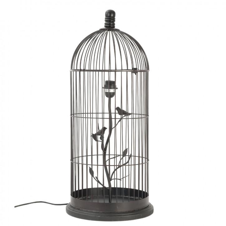 Lampe Käfig, dunkel
