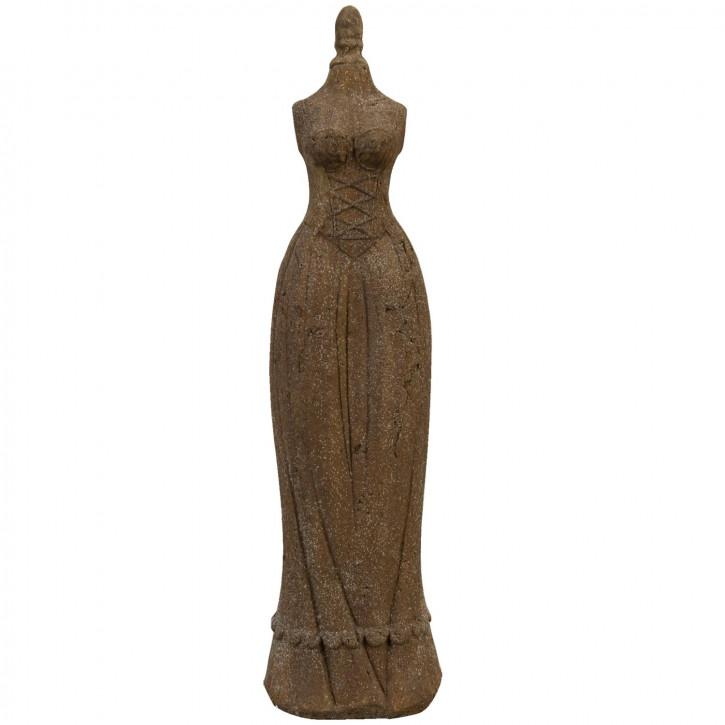 Dekoration Dame Figur