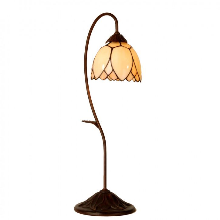 Tischlampe Tiffany-Stil ca. Ø 26 x 61 cm