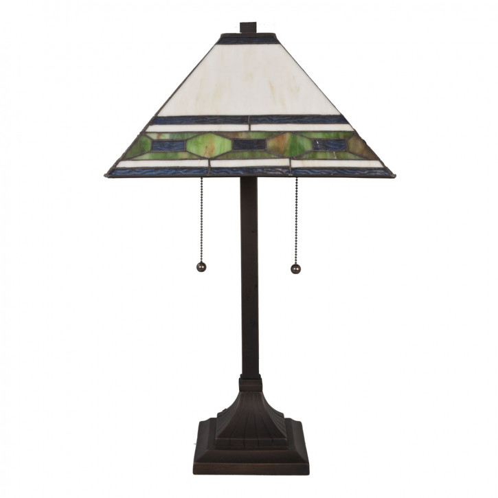 Tischlampe Tiffany 36x63 cm