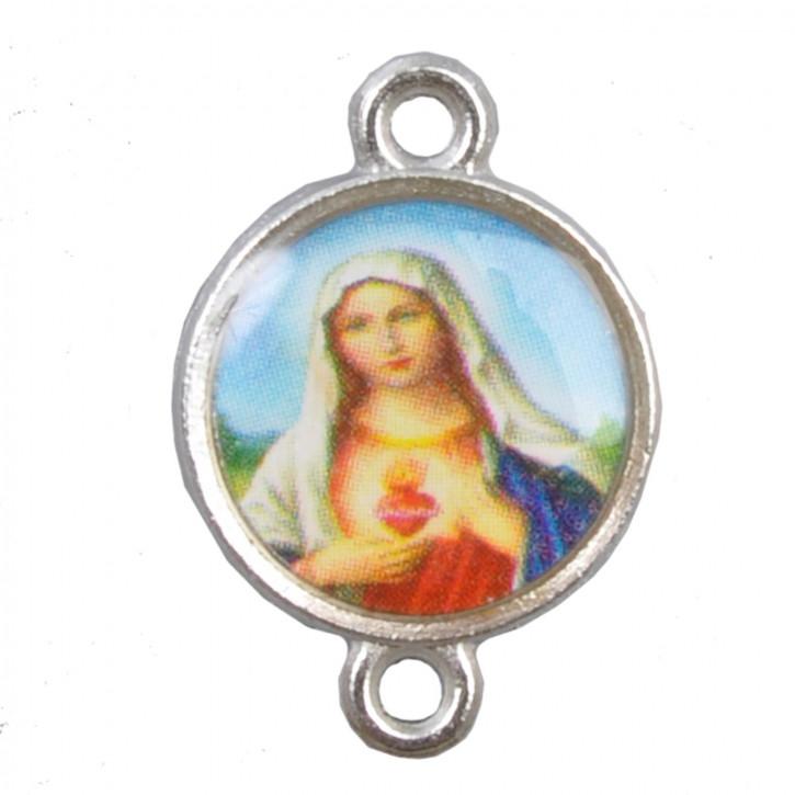 Aufhänger Maria, rund