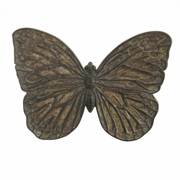 Deko Schmetterling Metall