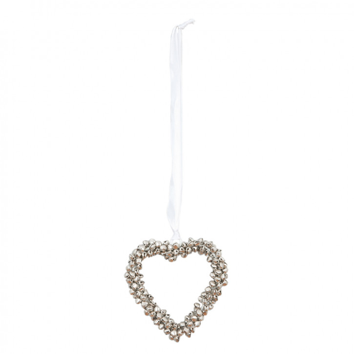 Glocken Herz 10*11cm