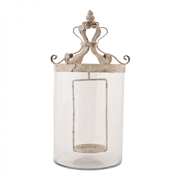 Teelichthalter Windlicht ca. Ø 20 x 40 cm