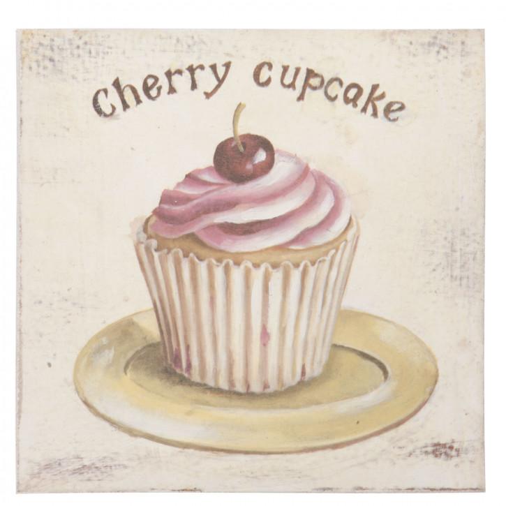 """Bild """"Cherry"""" 20*20*1,5cm"""