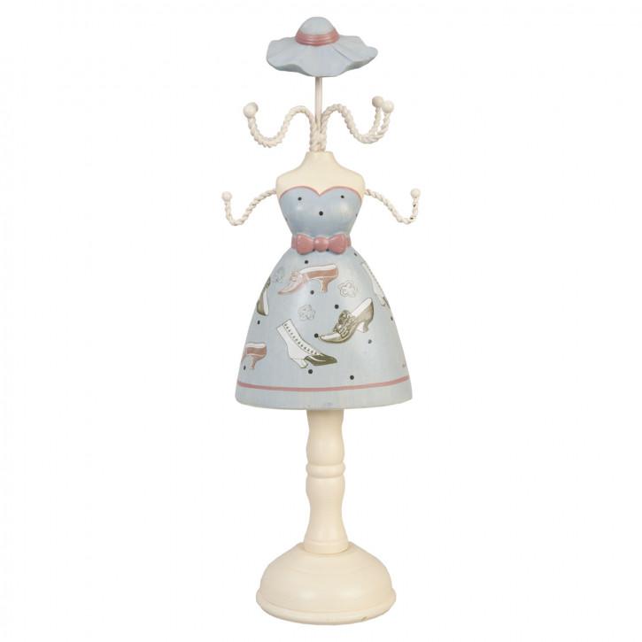 Schmuckständer Kleid Hut ca. 9 x 31 cm